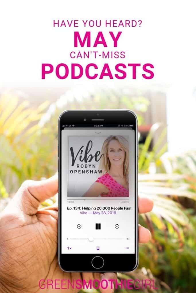 Have You Heard? Can't-Miss May Podcasts
