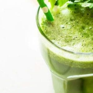 Photo of the Zesty Green Weight-Loss Smoothie from