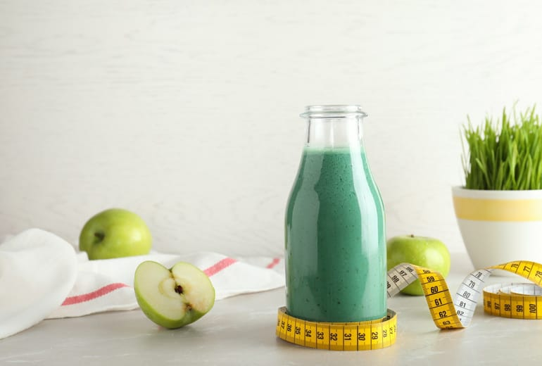 Green Smoothie Recipes For Weight Loss And Fat Burning