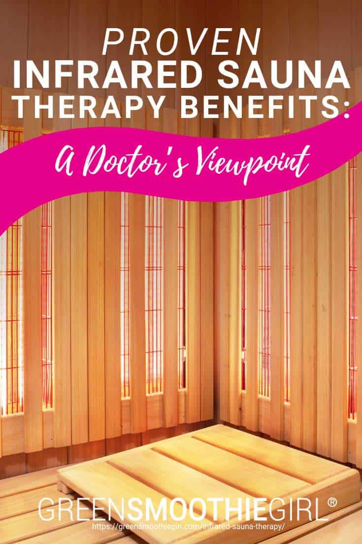 Proven Infrared Sauna Therapy Benefits: A Doctor's Viewpoint