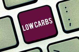 "Photo of low carb button, from ""Why Ketosis Diets Will Fail: The Paleo and Keto Manifesto"" at Green Smoothie Girl"