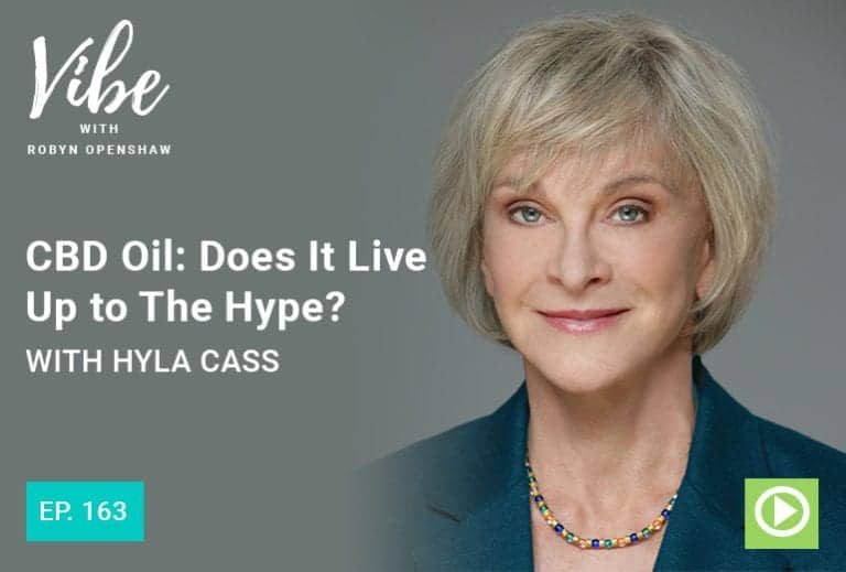 Vibe Podcast 163 Hyla Cass