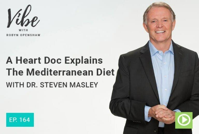 Vibe Podcast 164 Dr Steven Masley
