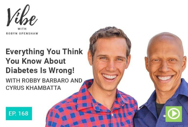 Vibe Podcast 168 Robby Barbaro and Cyrus Khambatta