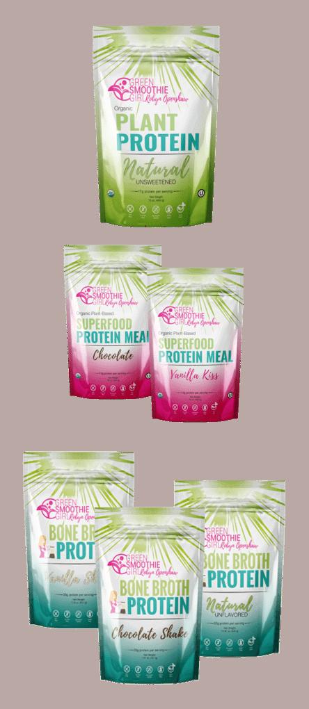 GreenSmoothieGirl Protein