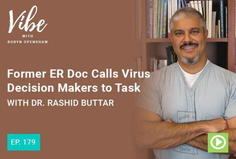 Vibe Podcast 179 Dr Rashid Buttar