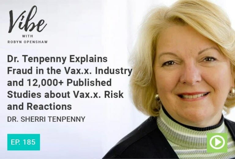 Vibe Podcast 185 Dr Tenpenny