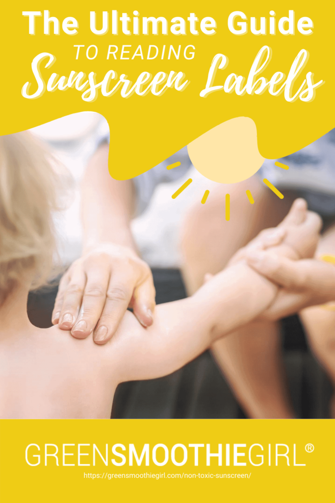 Feature Image for The Ultimate Guide to Reading Sunscreen Labels