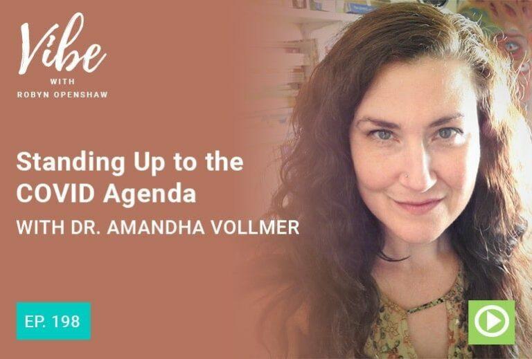 Vibe Podcast 198 Dr Amandha Vollmer