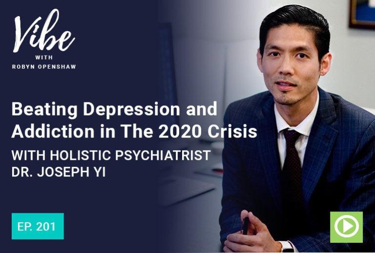 Vibe Podcast 201 Dr Joseph Yi