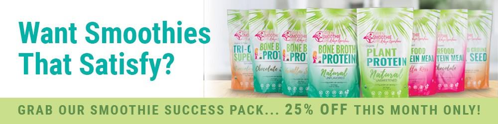 Smoothie Success Pack