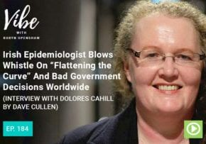 Vibe Podcast 184 Dolores Cahill