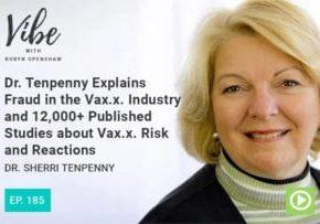 Vibe Podcast 185 Dr Tenpenny